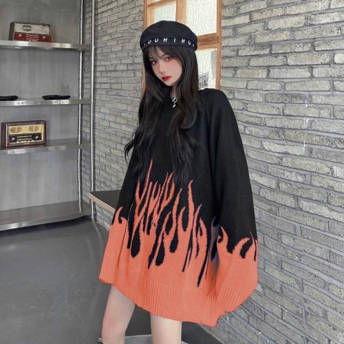 Drip Korean Sweater