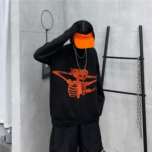 Korean Loose  Streetwear Sweater