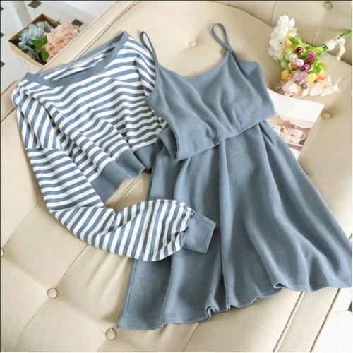 Korean Simple Dress