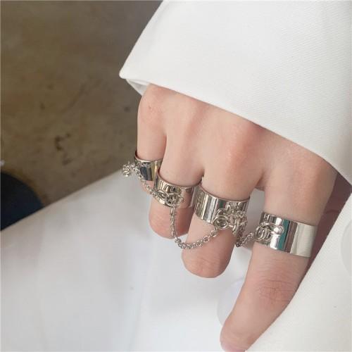 Punk  Aesthetic Rings