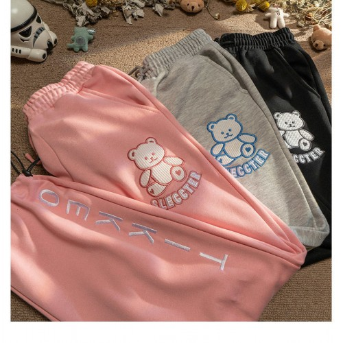 Cute Korean Sweatpants