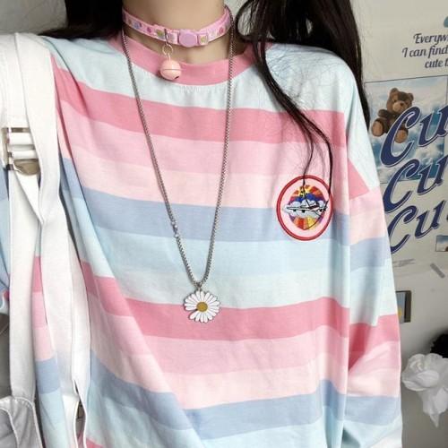 Urban/Kawaii Japanese Long Sleeve T-shirt