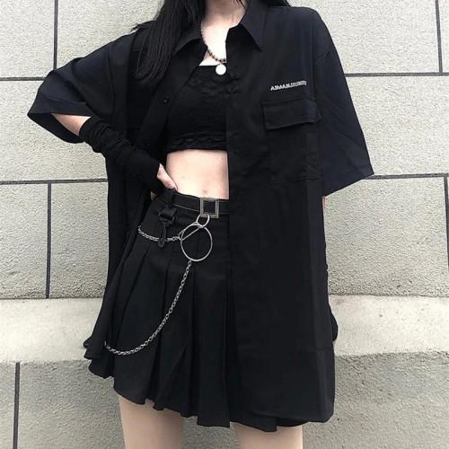 Aesthetic Japanese T-shirt